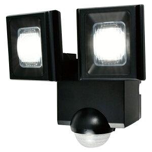 『送料無料』ELPA 屋外用LEDセンサーライト 乾電池式 ESL-N112DC 防雨 防犯 人感センサー セキュリティ エルパ