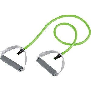 『送料無料』VitFit ストレッチチューブ ハンドル付 ハード CAPTAIN STAG UR-0900 ホームトレーニング フィットネス エクササイズ用品