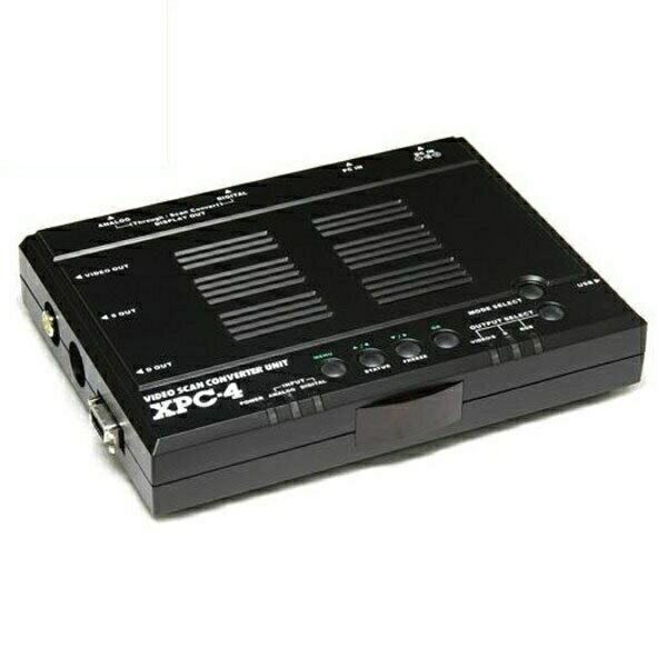 『エントリー&カードでポイント5倍!』『送料無料』マイコンソフト フルデジタル・ビデオスキャンコンバーター・ユニット XPC-4 N DP3913546