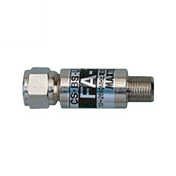 マックステル 電流通過型アッテネータ 減衰量20dB FA-20