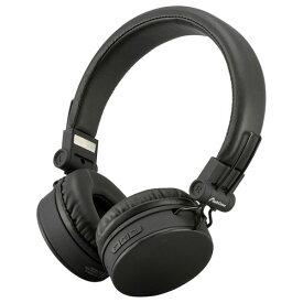 オーム電機 HP-W300N-K(ブラック) AudioComm ワイヤレスヘッドホン