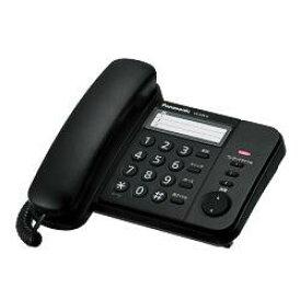 パナソニック(Panasonic) 電話機 子機なし ブラック VE-F04-K