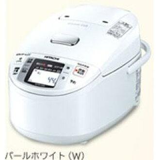 HITACHI RZ-MV100K-W(珍珠白)压力&蒸气IH煮饭保温瓶(5.5合)