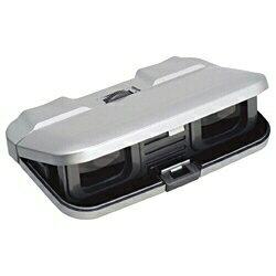 ケンコー Pliant スリム(シルバー) 3×25 3倍双眼鏡