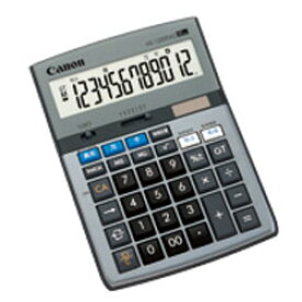 CANON HS-1220TUG 実務電卓 12桁