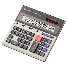 シャープ CS-2130L 卓上電卓 12桁