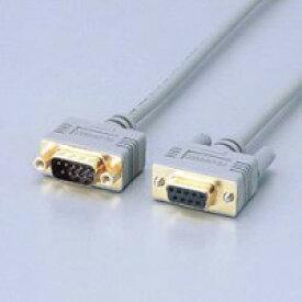 エレコム C232N-E9 RS-232C延長ケーブル 1.5m