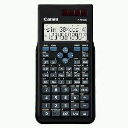 CANON F-715SG-BK 関数電卓 10桁