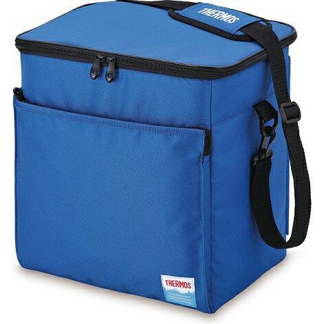 サーモス REF-020-BL(ブルー) ソフトクーラー 20L REF020BLひんやり 熱対策 アイス 冷感 保冷 冷却 熱中症 涼しい クール 冷気