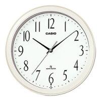CASIOIQ-1060J-7JF_電波掛け時計_パールホワイト