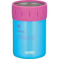 サーモスJCB-351-BL(ブルー)_保冷缶ホルダー