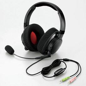 エレコム ELECOM HS-DUX50BK(ブラック) DUX MMOゲーミングヘッドセット HSDUX50BK e-sports(eスポーツ) ゲーミング(gaming)
