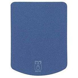 サンワサプライ MPD-T1DBL(ブルー) マウスパッド