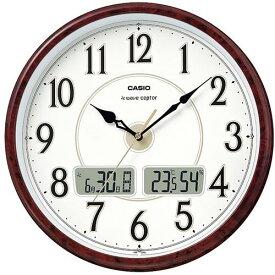 CASIO ITM-200J-5BJF 電波壁掛け時計