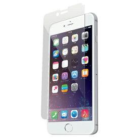 エレコム PM-A15LFLGG03 液晶保護ガラス 0.33mm iPhone 6s Plus用