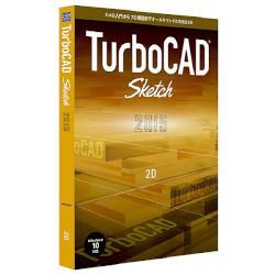 キヤノンITソリューションズ TurboCAD v2015 Sketch 日本語版