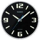 CASIO IQ-1009J-1JF(ブラック) 電波掛け時計