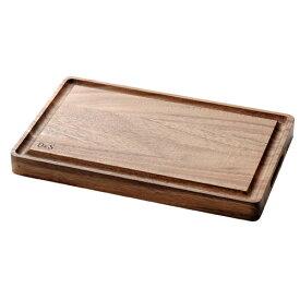 佐藤商事 D&Sウッドウェア カッティングボード まな板 グルーブ MP.148-IK