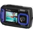 ケンコー 防水 耐衝撃 デジタルカメラ デュアルモニター DSC1480DW 【あす楽】