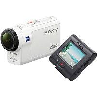 ソニーFDR-X3000R_デジタル4Kビデオカメラレコーダー_ライブビューリモコンキット_アクションカム