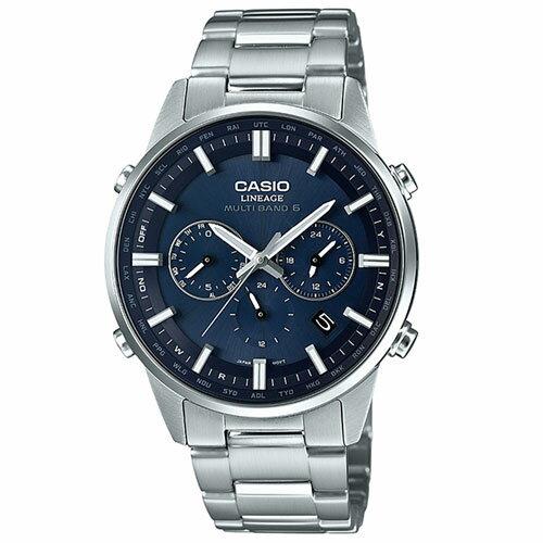 CASIO LIW-M700D-2AJF(ブルー) LINEAGE(リニエージ) ソーラー メンズ