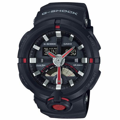 【長期保証付】CASIO GA-500-1A4JF(ブラック) G-SHOCK(ジーショック) クオーツ メンズ