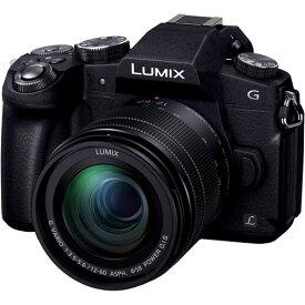 【長期保証付】パナソニック LUMIX DMC-G8M-K レンズキット(ブラック)