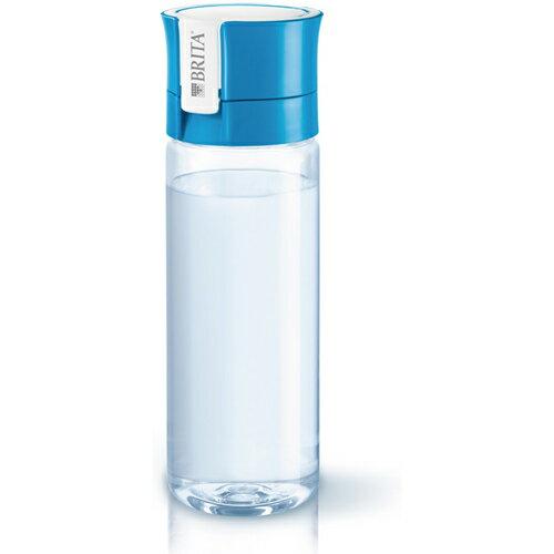 ブリタ Fill&Go(フィル&ゴー) ボトル型浄水器 0.6L BJ-GBL(ブルー) BJGBLひんやり 熱対策 アイス 冷感 保冷 冷却 熱中症 涼しい クール 冷たい