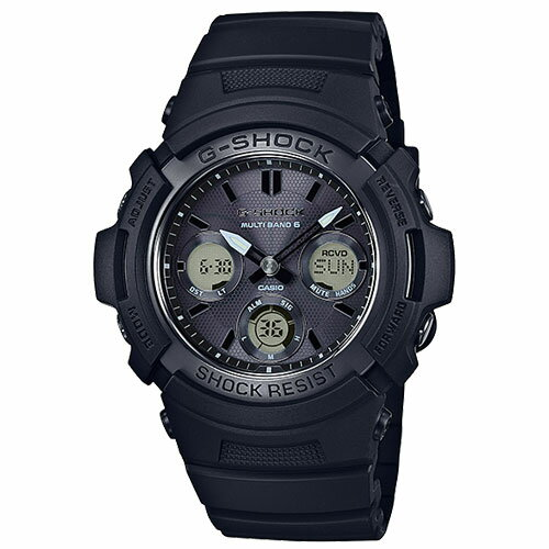 CASIO AWG-M100SBB-1AJF(ブラック) G-SHOCK(ジーショック) ソーラー メンズ