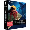 COREL VideoStudio Ultimate X10 アカデミック版 Win