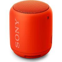 ソニーSRS-XB10-R(オレンジレッド)_ワイヤレスポータブルスピーカー_Bluetooth接続