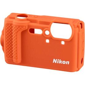 ニコン CF-CP3(オレンジ) シリコンジャケット