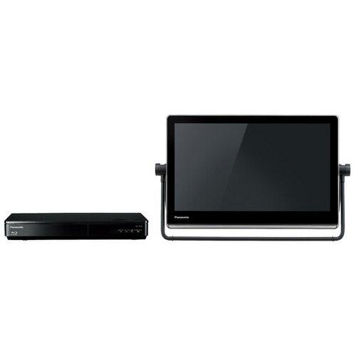 パナソニック Panasonic VIERA プライベート・ビエラ 15V型 UN-15TD7-K ブラック 防水対応/ブルーレイディスクプレーヤー・HDDレコーダー付/内蔵HDD500GB