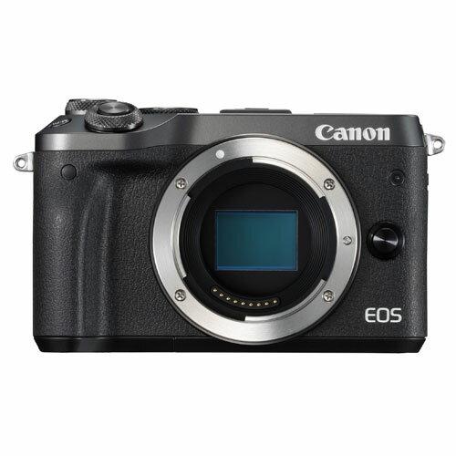 CANON EOS M6 ボディ(ブラック)