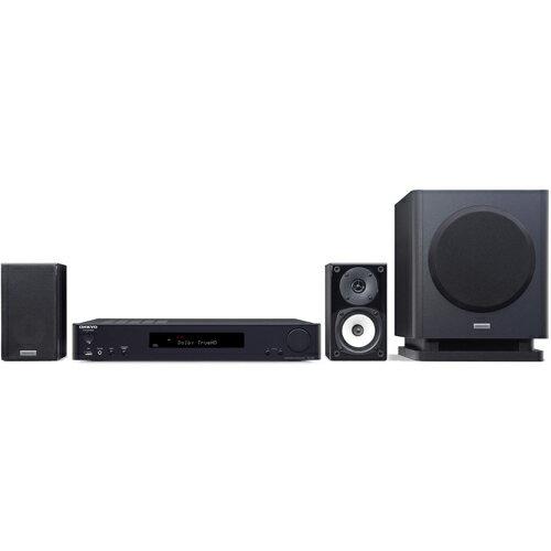 ONKYO ホームシアターセット 2.1ch ハイレゾ音源対応 BASE-V60-B