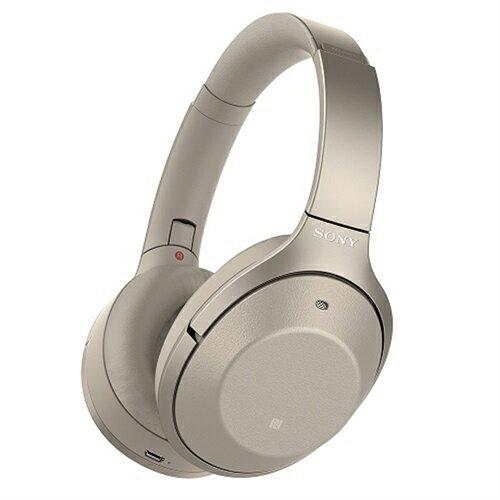 【長期保証付】ソニー(SONY) WH-1000XM2-N(シャンパンゴールド) ワイヤレスノイズキャンセリングステレオヘッドセット