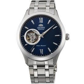 【長期保証付】オリエント RN-AG0003L スタンダード セミスケルトン 機械式時計 (メンズ)