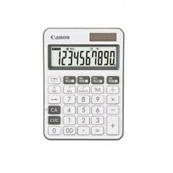 CANON LS-105WUC-CH(チャコール) LS-105シリーズ カラフル電卓 10桁