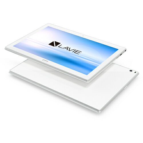NEC タブレット 本体 LAVIE Tab E Wi-Fiモデル 10.1型 16GB PC-TE510HAW(ホワイト)