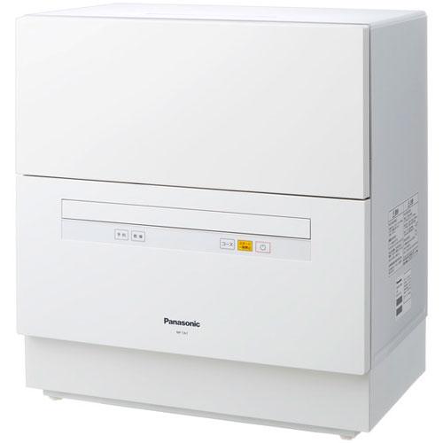 【長期保証付】パナソニック NP-TA1-W(ホワイト) 食器洗い乾燥機 5人分
