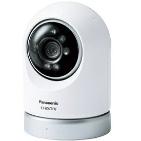 パナソニック KX-HC600-W 屋内スイングカメラ