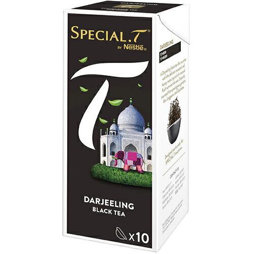 ネスレ スペシャルTマシン専用カプセル ダージリン10p 10杯 DAR02