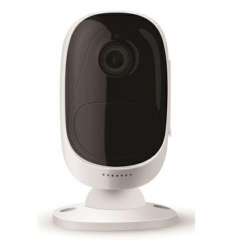 KEIAN KTIP500(ホワイト) 電池式 無線LAN対応ネットワークカメラ