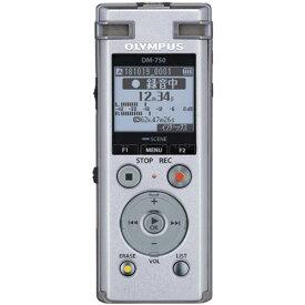 オリンパス DM-750 SLV(シルバー) Voice-Trek ICレコーダー 4GB