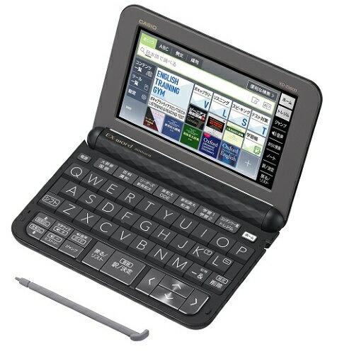 CASIO XD-Z9800BK(ブラック) EX-word(エクスワード) 英語モデル