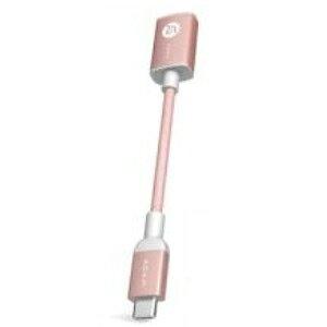 Adam Elements AAPADF13RG(ローズゴールド) CASA F13 USB Type-C USB3.0 Standard-A変換 アダプター