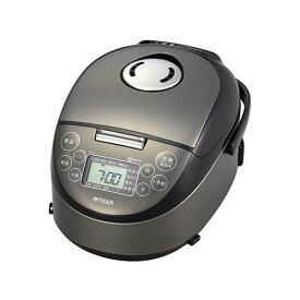 【長期保証付】タイガー魔法瓶 JPF-A550-K(サテンブラック) 炊きたて IH炊飯ジャー 3合