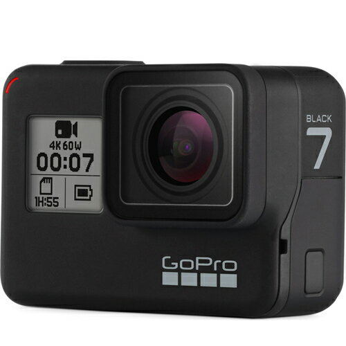 GoPro GoPro HERO7 BLACK 国内正規品 CHDHX-701-FW