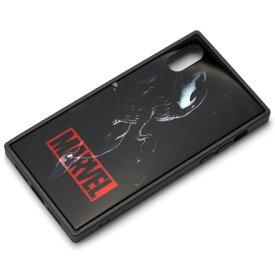 PGA PG-DCS617VEN(ヴェノム) iPhone XS/X用 ハイブリッドケース MARVEL