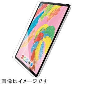 エレコム TB-A18LFLGGN iPad Pro 12.9インチ 2018年モデル用 ガラスフィルム